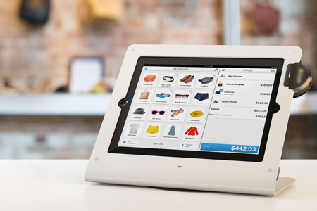 iPad Point of Sale Ness County