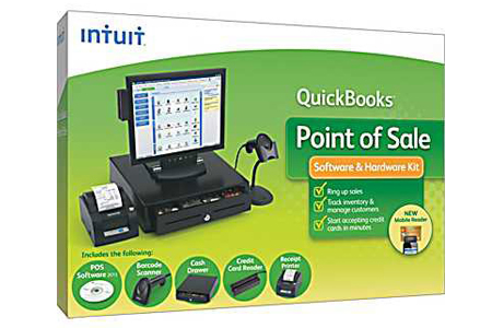 Quickbooks POS System Mound City