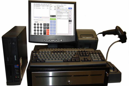 Potter POS Hardware